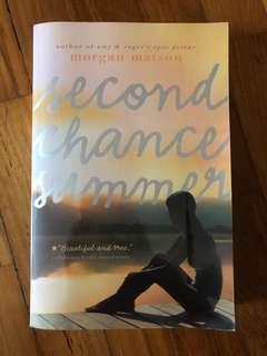🚚 Second Chance Summer by Morgan Matson