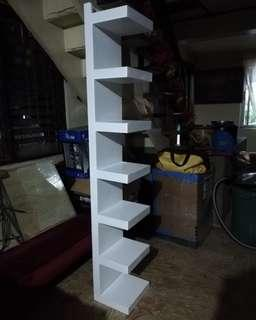 SALE Lack Vertical Shelf with chipping 50% off