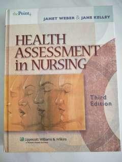 🚚 Health Assessment in Nursing