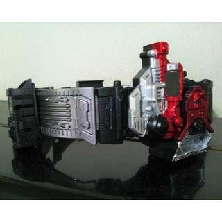 Kamen Rider CSM Lost Driver Belt Straps