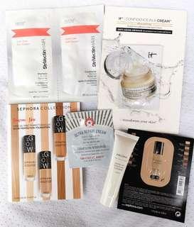 Makeup & Skincare Sample Bundle D