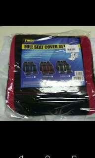 Ready stock!!! 5 seaters car seat cover