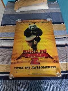 Poster Film Kungfu Panda 2