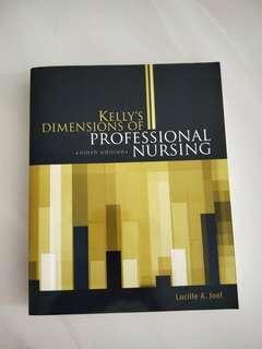 🚚 Kelly's Dimensions of Professional Nursing