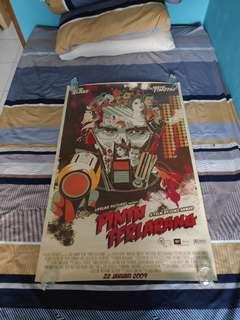 Poster Film Pintu Terlarang