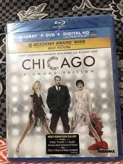 CHICAGO Bluray