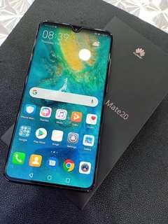 Huawei mate 20 (Pre-own)
