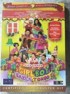 Vice Ganda Kathniel Movies DVD Filipino