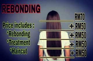 Rebonding murah!!
