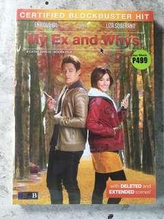 Lizquen Bea Alonzo John Lloyd Movie DVD Filipino