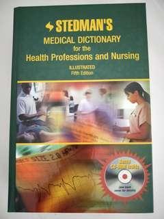 🚚 Stedman's Medical Dictionary