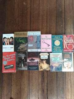 12 Books for P500