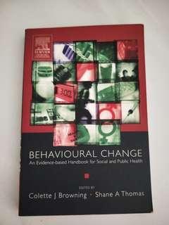 🚚 Behavioural Change