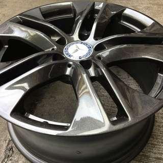 """Pre-Owned Original 17"""" Mercedes Sports Rim 5 x 112 fits a180 a200 c180 c200 e200 e250"""
