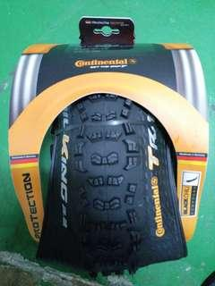 Continental trail king mtb tyre protection 26 2.2 black