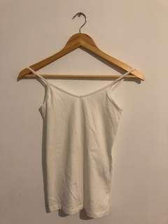 Forever 21 - white Cami - xs