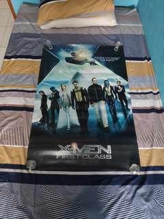 Poster Film X-Men First Class