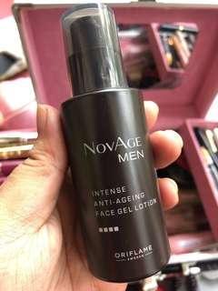 [REPRICE] Gel anti aging novage men