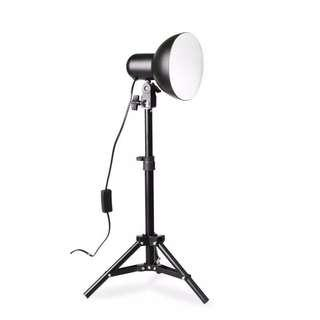 Light photography stand only (Adjustable)
