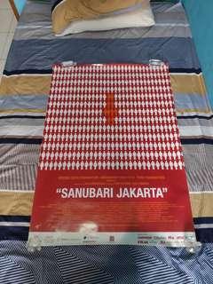 Poster Film Sanubari Jakarta