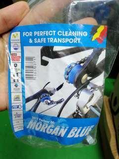 Morgan Blue chain keeper
