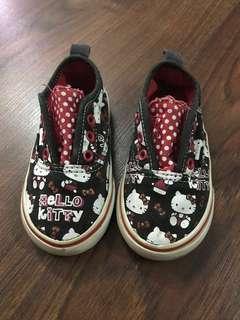 Vans Toddler Hello Kitty Sneakers US6.5