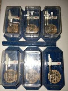 Cartridge  2 unit 350ribu total 6pcs 1jta