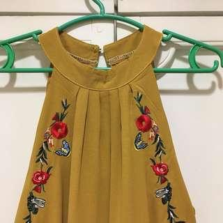 [BNEW] Halter dress