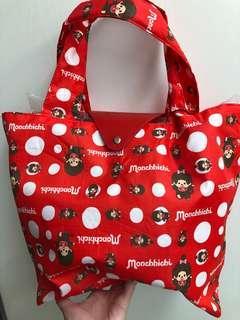 Monchhichi travel bag 高質旅行袋