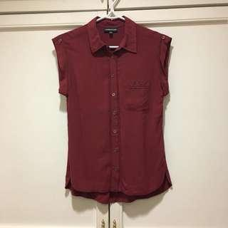 Warehouse blouse