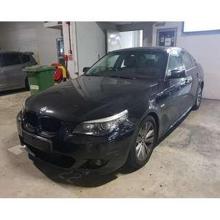 Cheap Luxury BMW 525I !