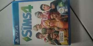 KASET THE SIMS4 PS4
