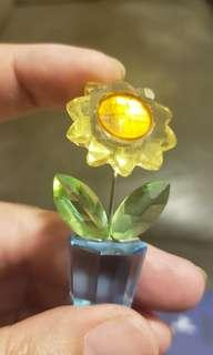 Swarovski 太陽花