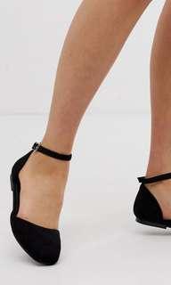 Size 10 Ballet Flats