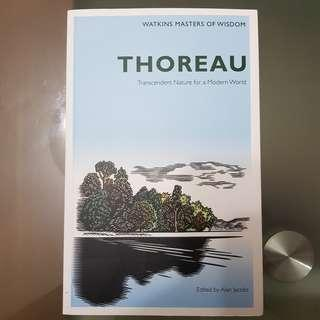 🚚 Thoreau - Alan Jacobs