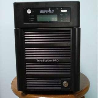 Buffalo TeraStation Pro II TS-HTGL/R5 NAS