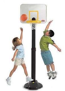美國Little Tikes籃球架五段調整(1.2-1.8m)