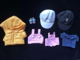 Doll clothes (15 and 20cm)
