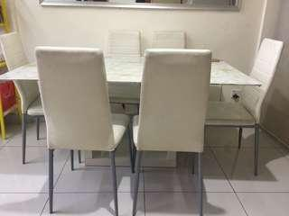 Dining Table for 6 person