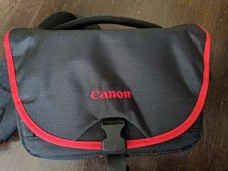 Canon camera bag brand new for dslr