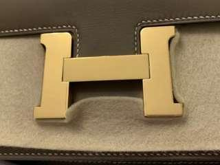 Protective Sticker For Hermes Constance Hardware