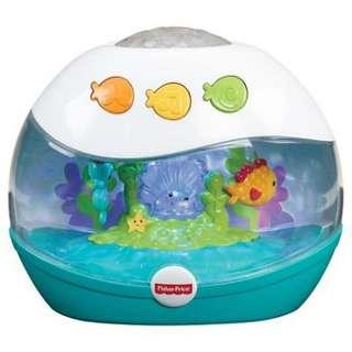 Fisher Price Calming Seas Projection Soother發光發聲