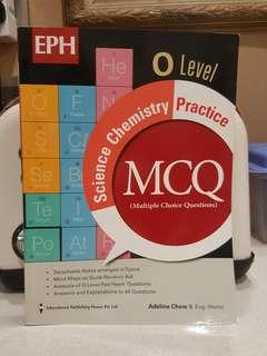 Chemistry O Level MCQ brand new