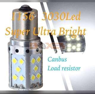 Ultra bright canbus 1156