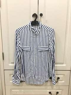 Zara Striped Tops