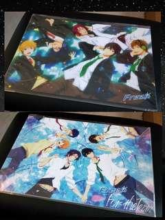 Free! A4 posters