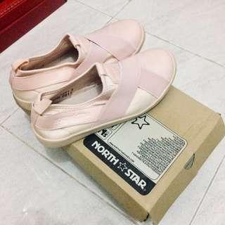 Sneakers pink pastel (north star)