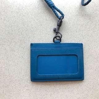 Bottega Veneta lanyard &card holder (Authentic)