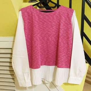 Blouse By Chic & Girl - FREEONGKIR