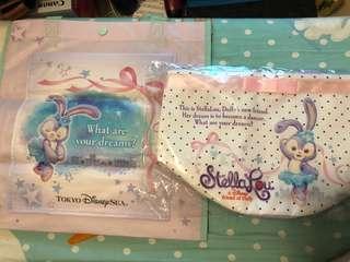 Disney Stellalou袋子(購至東京迪士尼海洋)